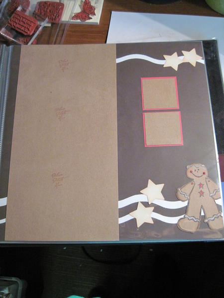 page 2 of gingerbread layout