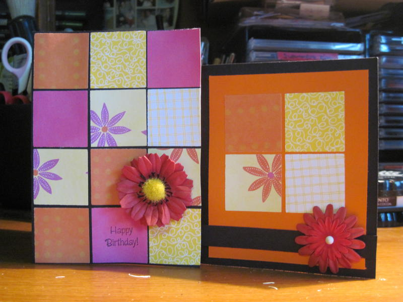 birthday cards inspired by pinterest