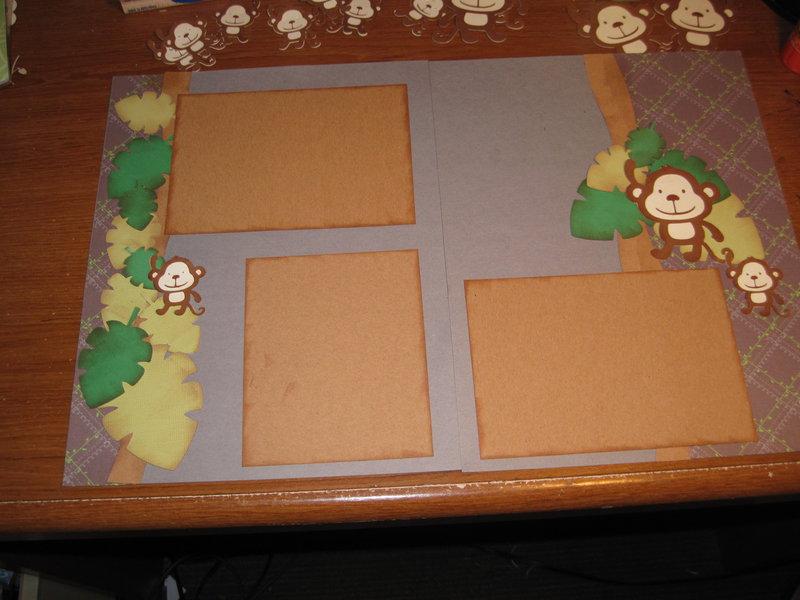 monkey layout