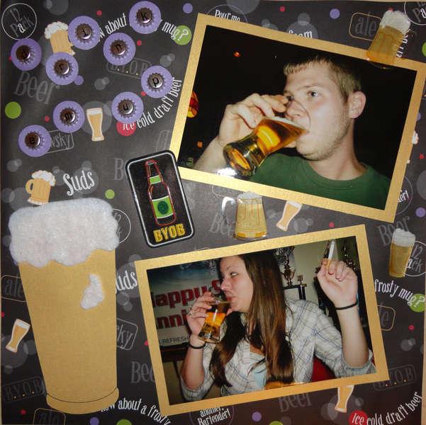 Drink Em Up pg 1