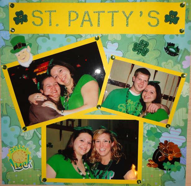 St. Patty's 2010 pg 1