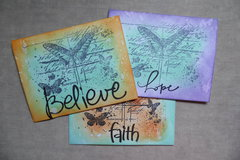 Believe, Hope, Faith