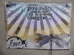 Dream, Create, Love