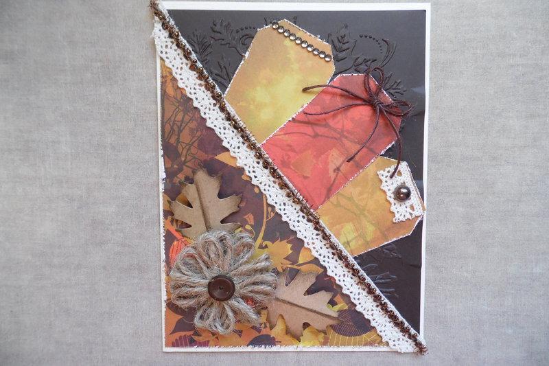 Fall Pocket Card