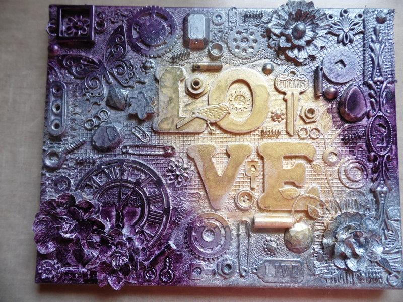 Love, Dream, Live