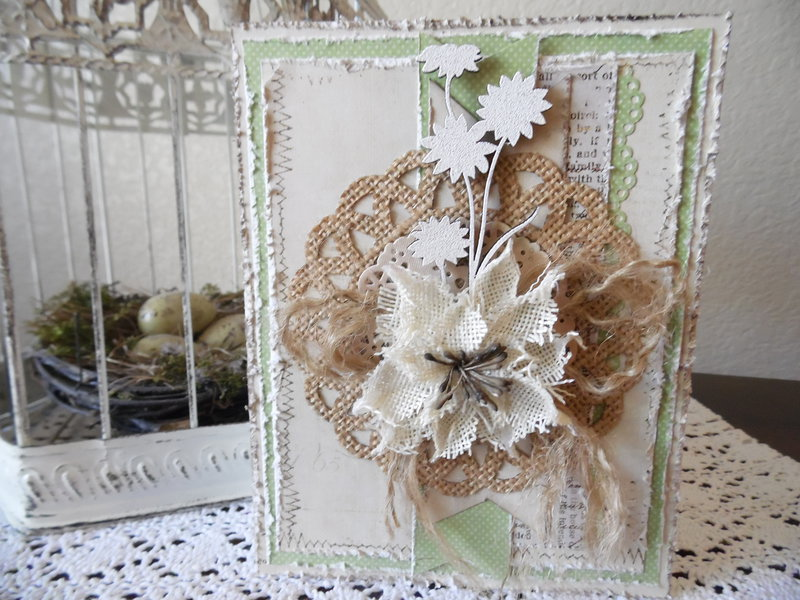 Touch of Shabby Chic