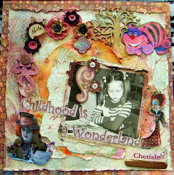 Childhood is a Wonderland