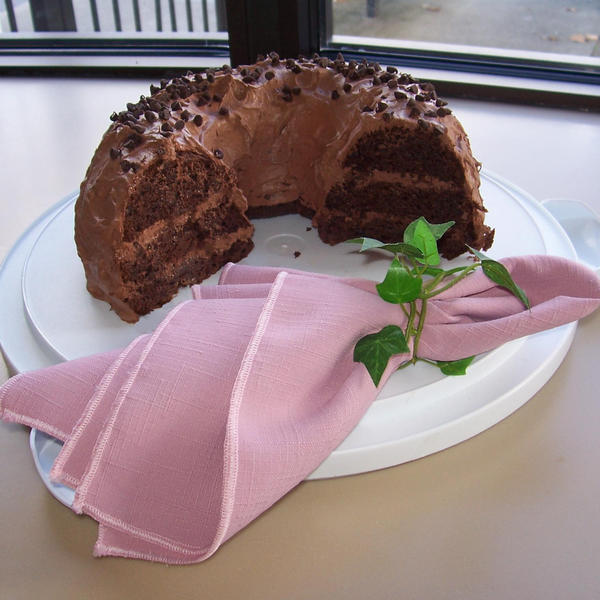Chocolate Extreme Cake