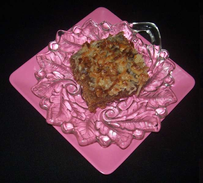 Cooked Oatmeal Cake