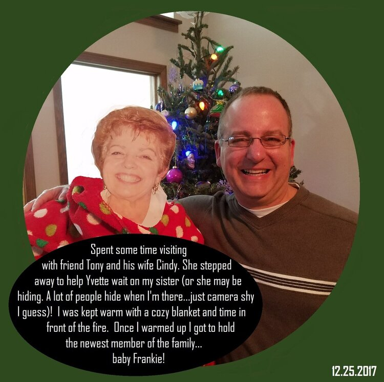 Flat Betty Christmas in GA