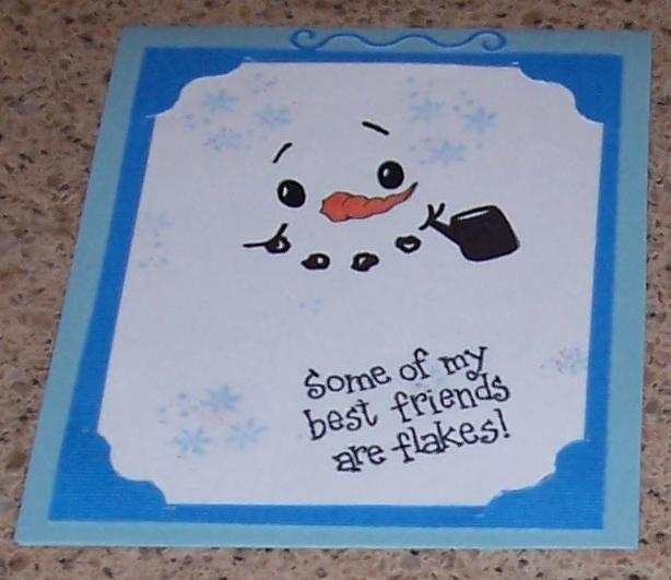 Snowman Folly