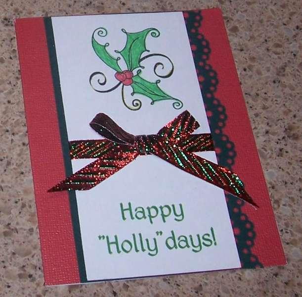 """Holly""days"