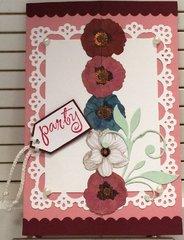 Gate Fold Floral