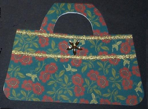 Purse with Pizzazz