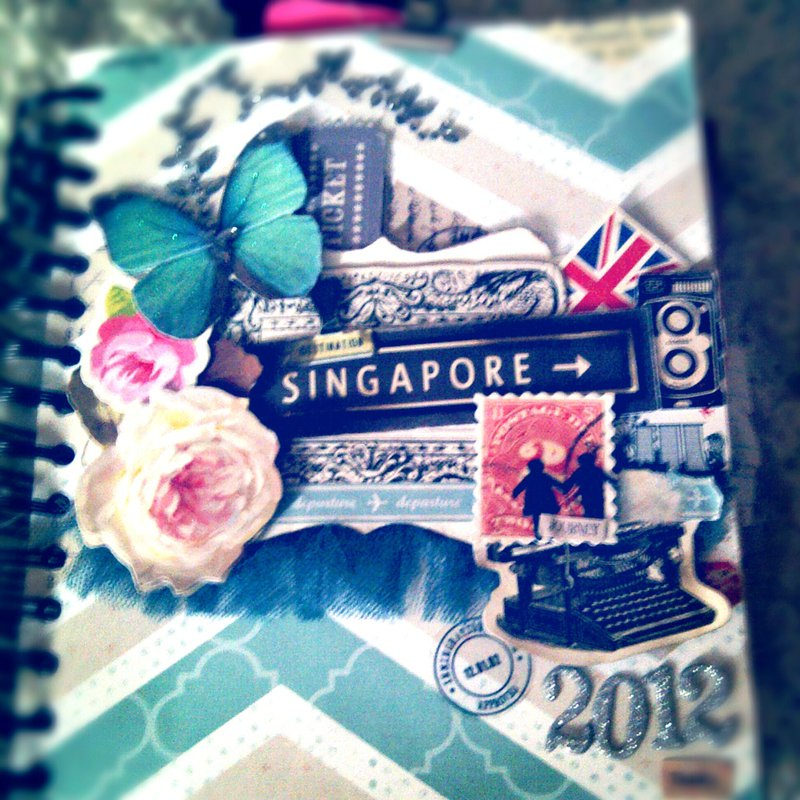 Travel Journal - SGP