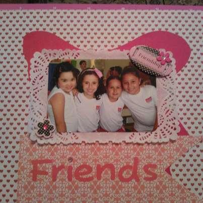 Friends in school