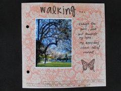 page 2 - walking
