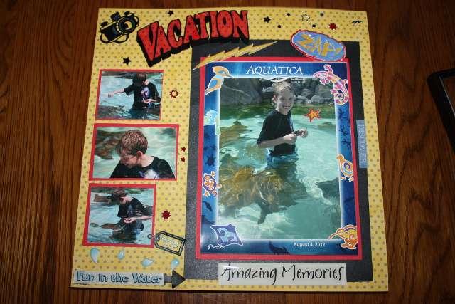 Summer Fun At SeaWorld 2012