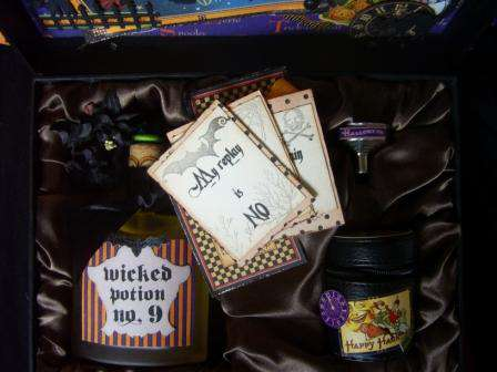 The gift set for Witch