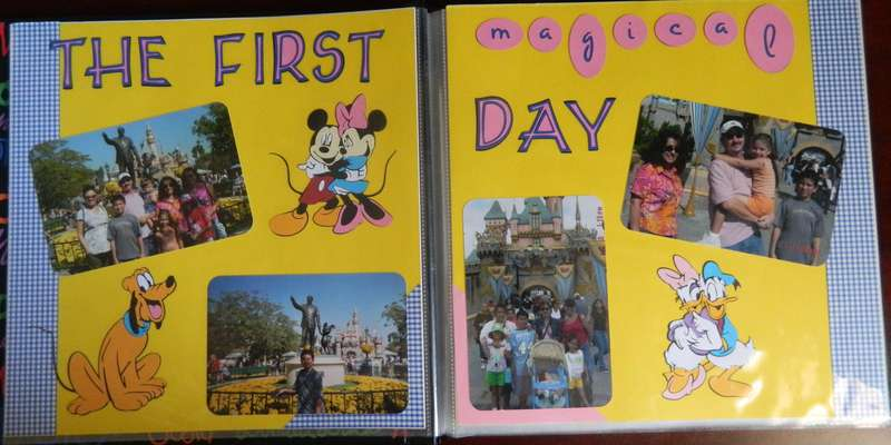 The First Magical Day