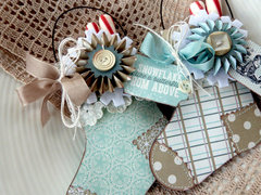 Stocking Ornaments/Gift Card Holder