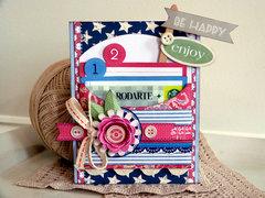 Enjoy Gift Card Holder