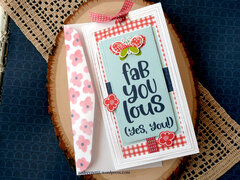 FabYoulous Card
