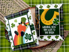 Luck of the Irish Card Set