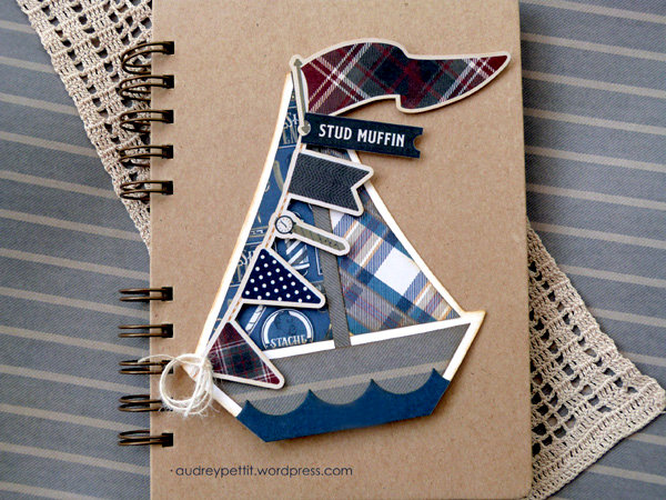 Stud Muffin Sailboat Card