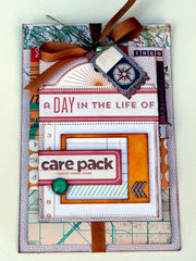 A Day in the Life Care Pack