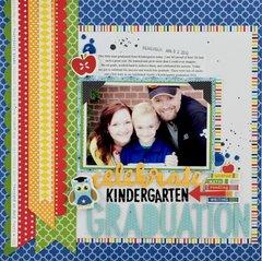 Celebrate Kindergarten Graduation