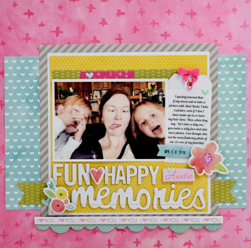 Fun Happy Memories