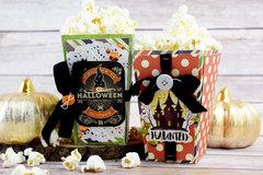 Halloween Popcorn Boxes