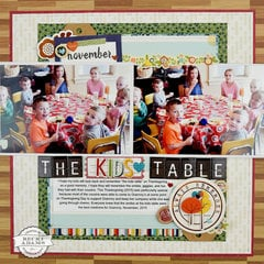 The KIDS table