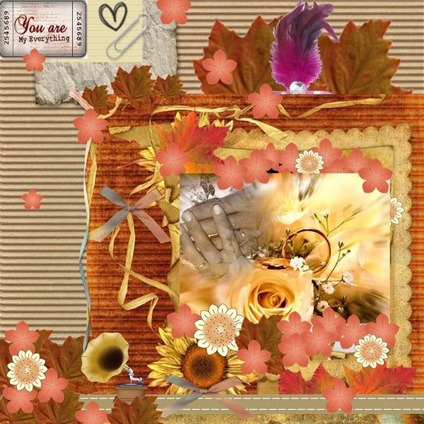 Romantic Page