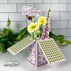 Surprise Box Birthday Card