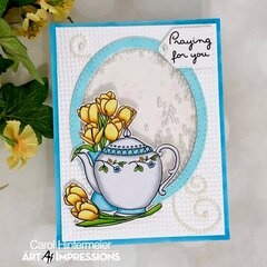 Teapot Shaker Card