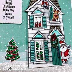 Christmas Holiday Mansion