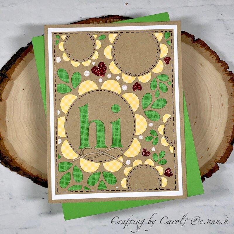 Scrapbook.com Digital Floral Sampler Pack