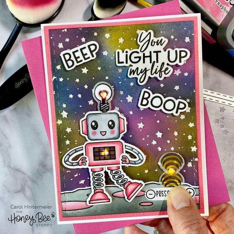 Fun light-up card