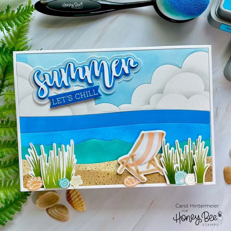 One More Beach card!