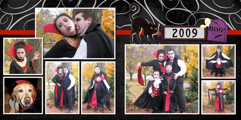Halloween Vampires