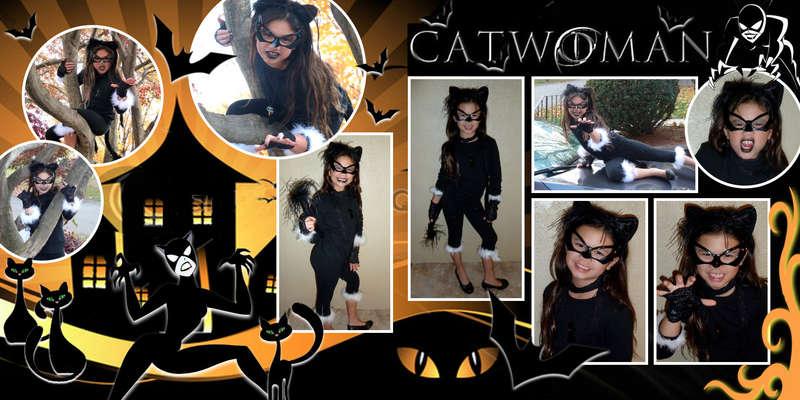 Halloween Catwoman