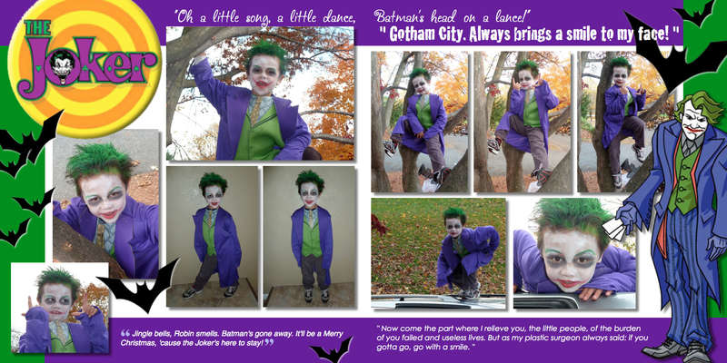 Halloween The Joker