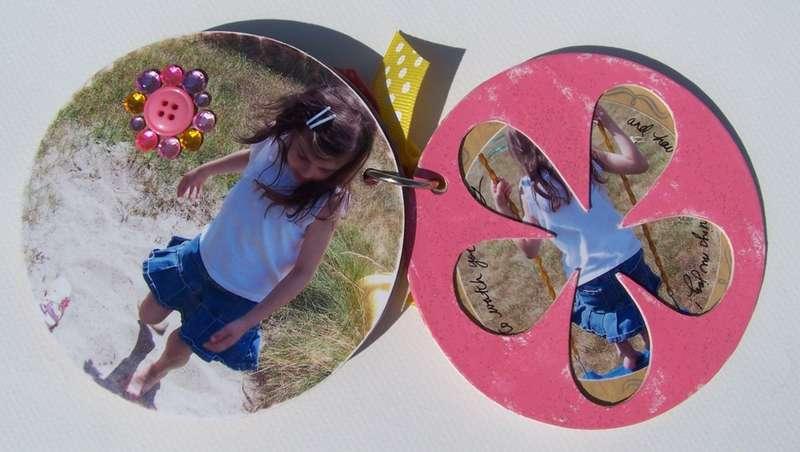 *Trace Industries* CHA Sneak Peek - Circle Chipper Album, Moya (4)
