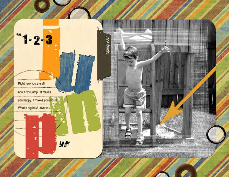 """""""1-2-3 Jump"""" (Bigi Digi Contest)"""