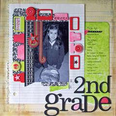 Moya Digs 2nd Grade - *Fancy Pants* SM Dec/Jan 08