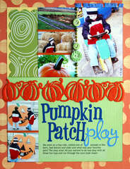 Pumpkin Patch Play