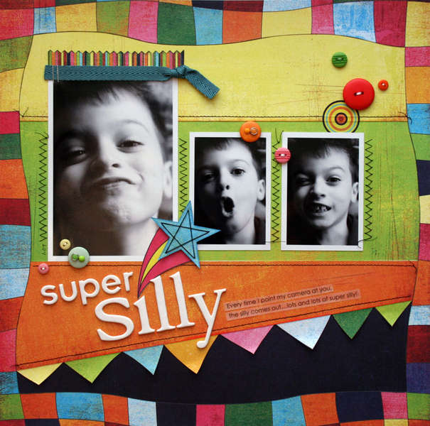 """Super Silly"" NEW BasicGrey"