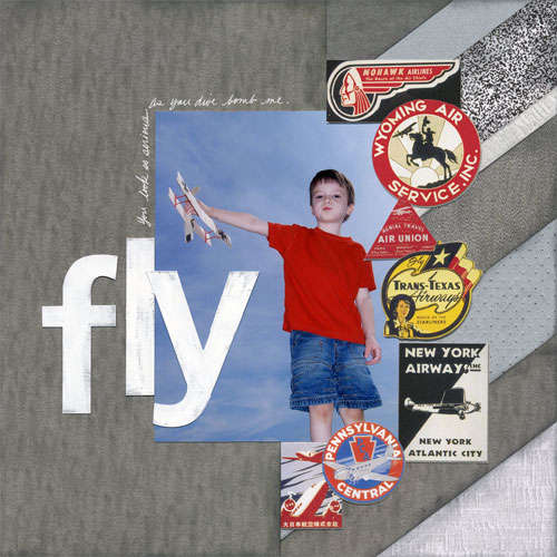 fly - for Trace Industries